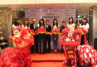 Lễ khai trương ra mắt thương hiệu SPRINGFIELD