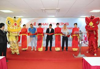 Trung tâm thể dục thẩm mỹ cao cấp tại Hà Nội khai trương