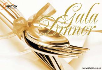 Gala Dinner và những lưu ý khi tổ chức
