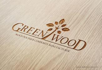 Thiết kế bộ tài liệu bán hàng Green Wood