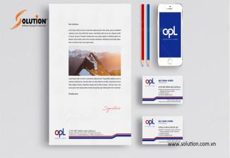 Thiết kế logo Công ty CP Bất động sản Capella