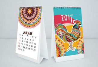 Thiết kế lịch Tết độc quyền hay lịch Tết có sẵn?
