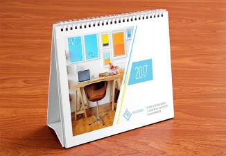 Thiết kế lịch để bàn – Quà tặng đối tác, khách hàng, nhân viên