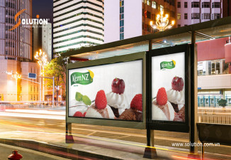 Thiết kế biển quảng cáo hộp đèn chuyên nghiệp tại Hà Nội