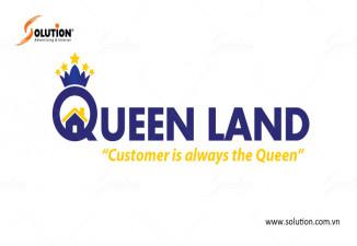 Sáng tác slogan công ty bất động sản Queen Land