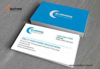 Sáng tác slogan công ty Blue Moon
