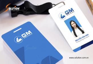 Thiết kế bộ Sales Kit công ty xây dựng GM