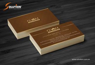 Thiết kế bộ Sales kit Cham Spa
