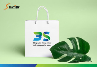 Thiết kế logo công ty công nghệ thông minh 3S