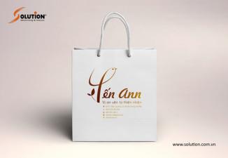 Thiết kế bộ nhận diện thương hiệu Yến Ann