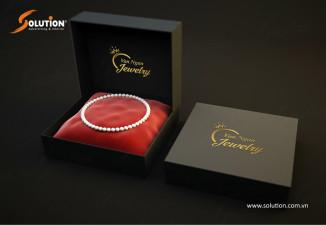 Thiết kế hộp đựng trang sức cao cấp Van Ngan Jewelry
