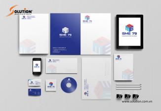 Thiết kế bộ nhận diện thương hiệu công ty SME 79
