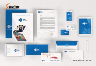 Thiết kế bộ sales kit lĩnh vực kế toán, kiểm toán ES GOLCAL