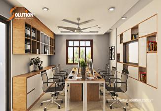 Thiết kế nhà ở kết hợp kinh doanh sơn Ngọc Vương Hải Phòng PPG