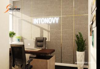 Thiết kế nội thất văn phòng INTONOVY Hà Nội