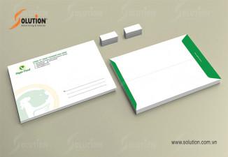 Thiết kế bộ nhận diện Vega Feed công ty Tongwei Hòa Bình
