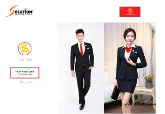 Thiết kế bộ nhận diện thương hiệu công ty Sông Đà Hoàng Long