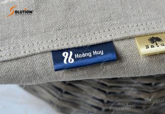 Thiết kế nhãn mác quần áo công ty may Hoàng Huy Đồng Nai