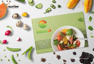 Thiết kế logo hợp tác xã tự do FRECO thực phẩm sạch Hà Nội