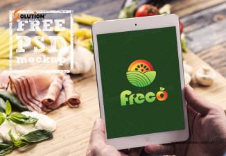 Bộ nhận diện đẹp lĩnh vực thực phẩm sạch, nông sản Freco