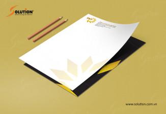 Thiết kế bộ nhận diện công ty năng lượng VKT