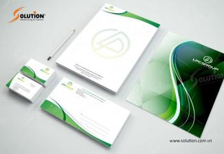 Thiết kế logo và Bộ nhận diện thương hiệu Công ty Cổ Phần Khai Thác Và Phát Triển LPC