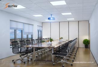 Mẫu thiết kế văn phòng hiện đại, ấn tượng nhất Sika Hà Nội
