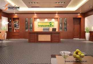 Phân bổ bản thiết kế nội thất văn phòng chuyên nghiệp