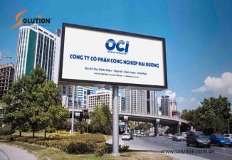 Thi công biển quảng cáo tại Đà Nẵng
