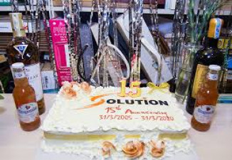 Tổ chức sinh nhật cho công ty