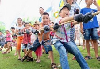 Tổ chức sự kiện trẻ em