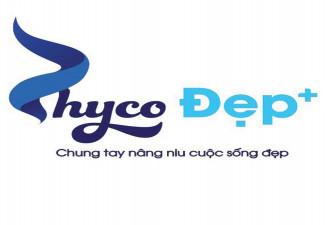 Thiết kế Logo và bộ nhận diện thương hiệu cho Phyco Đẹp+ sinh tố tảo tươi