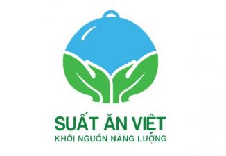 Thiết kế logo và bộ nhận diện thương hiệu Suất Ăn Việt