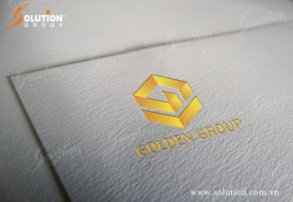 THIẾT KẾ LOGO GOLDEN GROUP