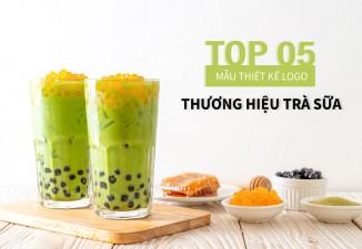 TOP 5 MẪU THIẾT KẾ LOGO THƯƠNG HIỆU TRÀ SỮA