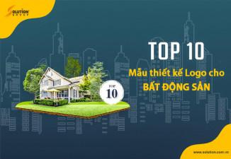TOP 10 MẪU THIẾT KẾ LOGO BẤT ĐỘNG SẢN