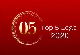 TOP 5 LOGO ĐẸP VÀ ẤN TƯỢNG NĂM 2020