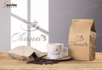 THIẾT KẾ LOGO VÀ BỘ NHẬN DIỆN THƯƠNG HIỆU OHANA COFFEE