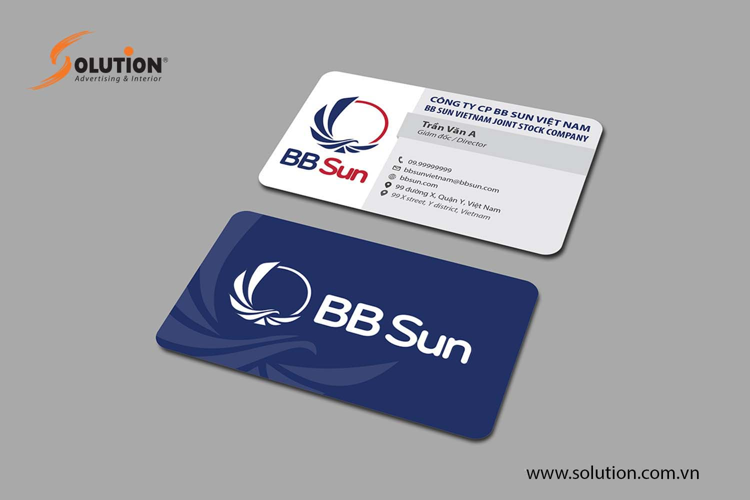 name card BB sun
