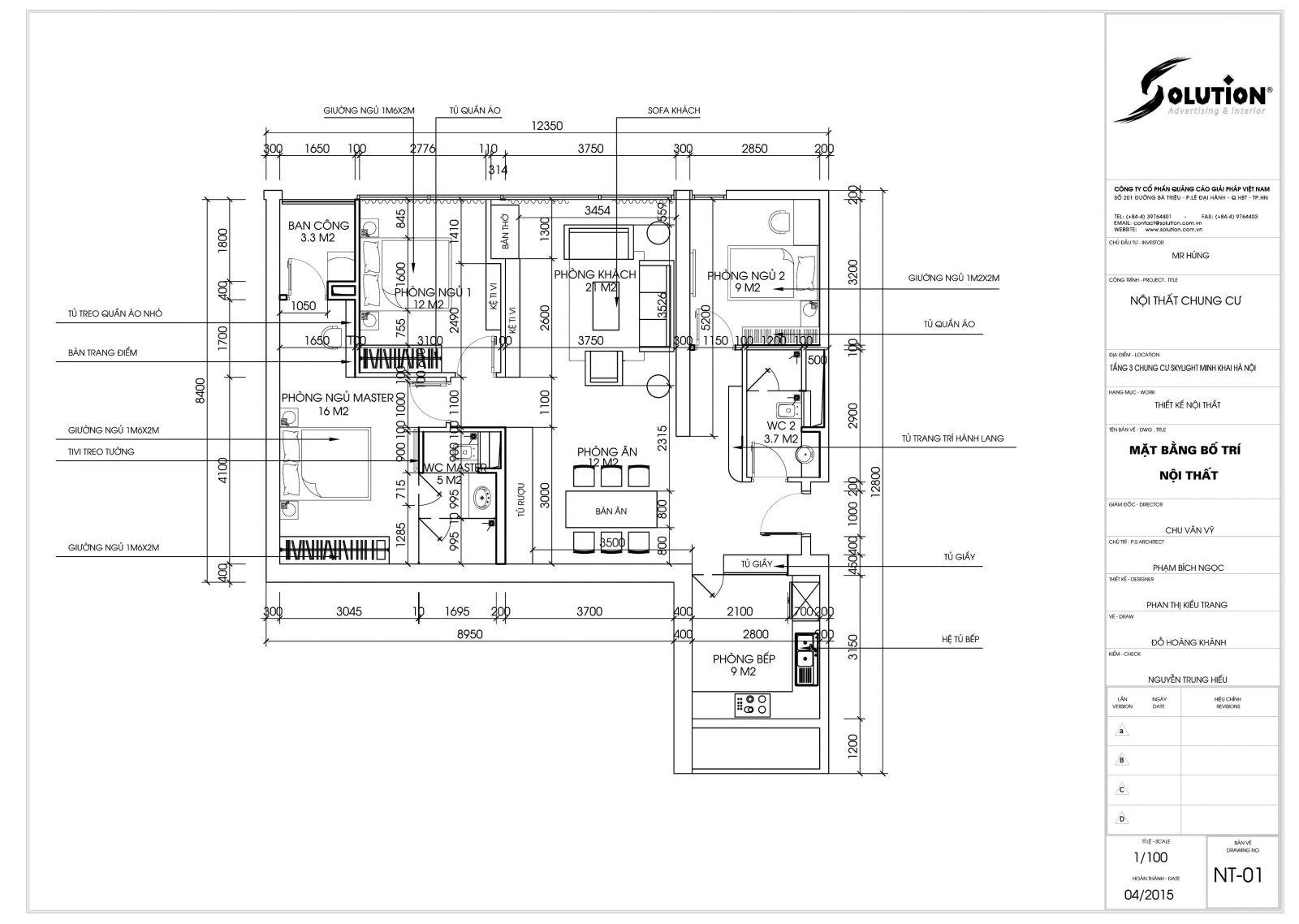 thiết kế nội thất chuyên nghiệp