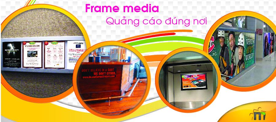 Kết quả hình ảnh cho media frame sơn
