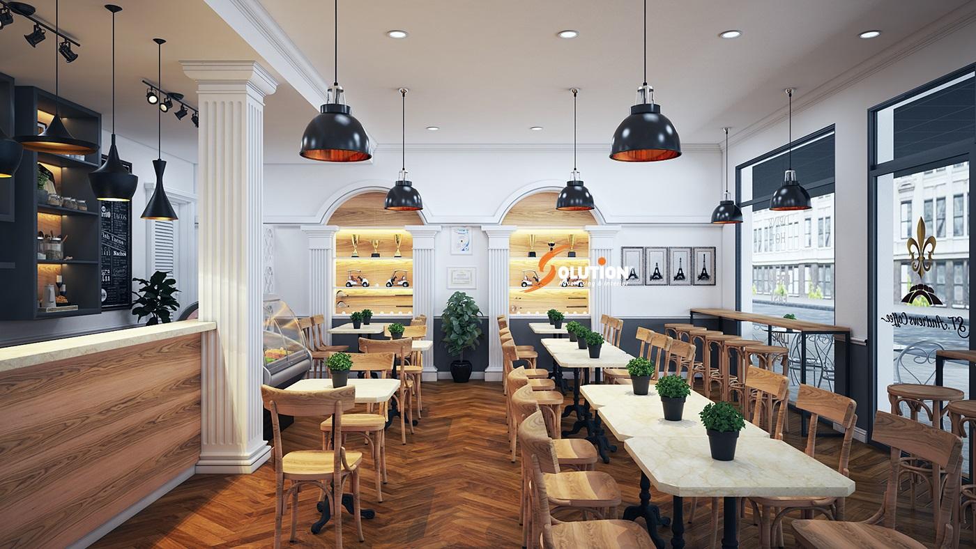 [OPPLE] Một số lưu ý khi thiết kế ánh sáng cho tiệm bánh, quán Cafe
