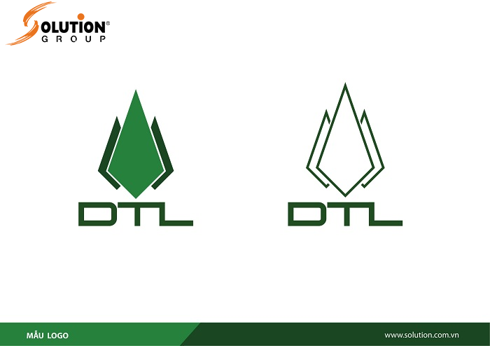 thiết kế logo độc đáo