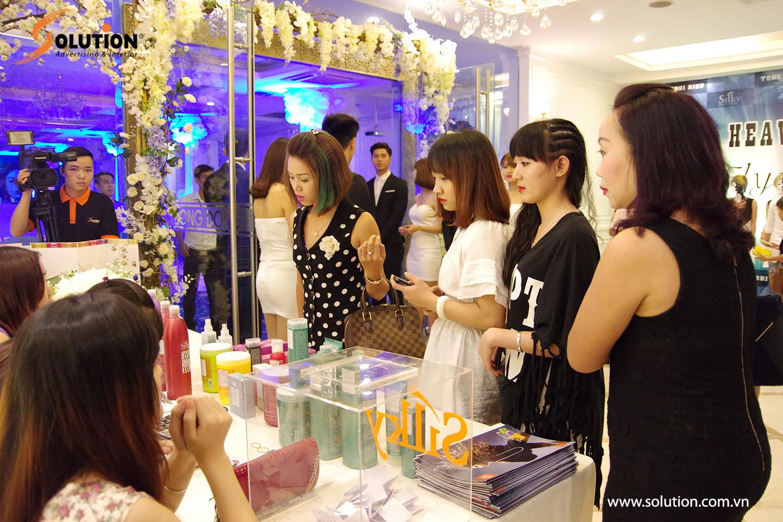 Những sản phẩm dưỡng tóc Silky nhận được sự quan tâm của các chị em phụ nữ