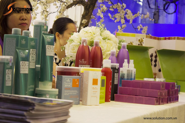 Sản phẩm của Silky nổi tiếng với thương hiệu từ Ý