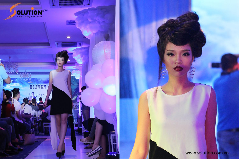 Đáng chú ý nhất đó là sự xuất hiện bất ngờ của ca sĩ Nguyễn Phi Hùng cùng mẫu thiết kế tóc độc đáo nhất sự hiện