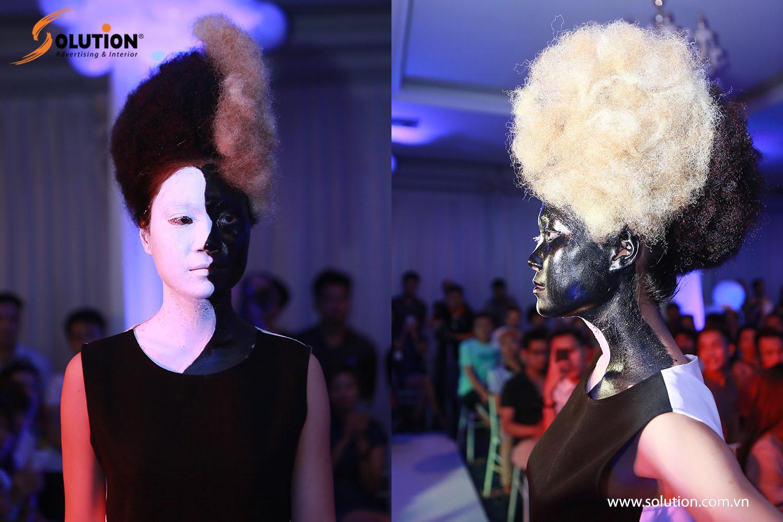 Những mẫu tóc mới lạ được nhiều khán giả trầm trồ khen ngợi
