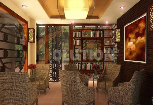 Nội thất nhà hàng xinh tại hà nội