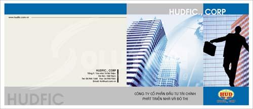 Thiết kế catalog tập đoàn HUD