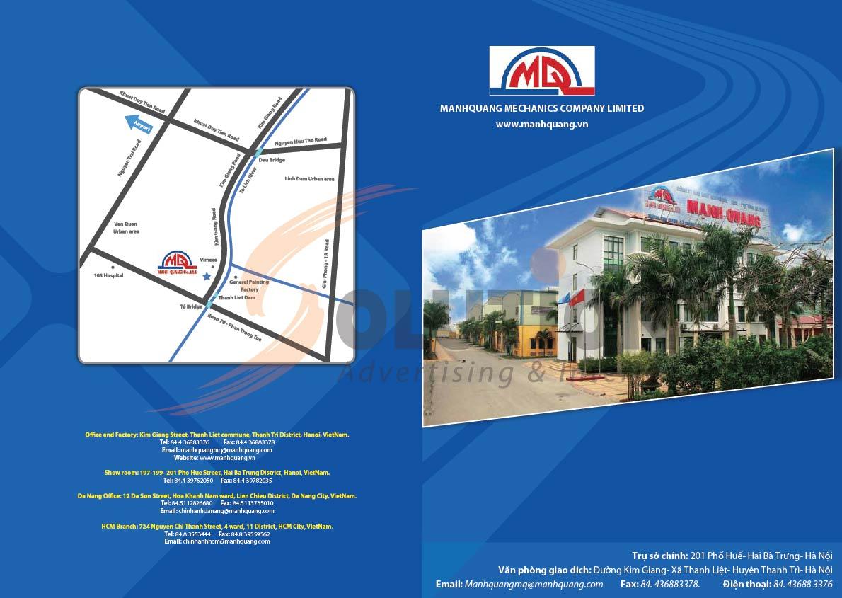 catalogue Mạnh Quang